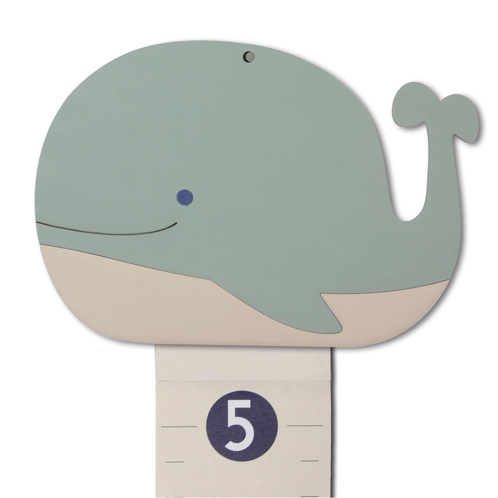 whale growth chart