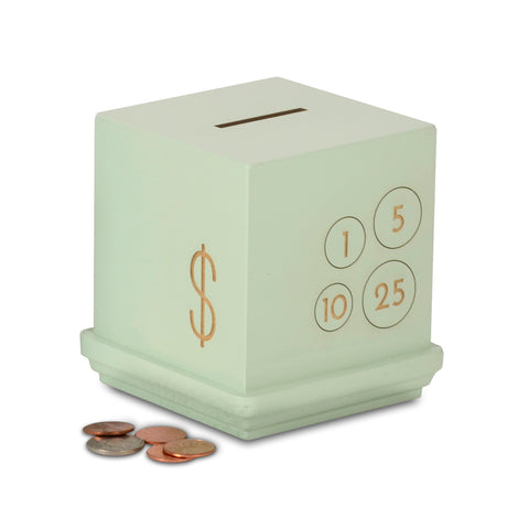 modern cents bank - Tree by Kerri Lee