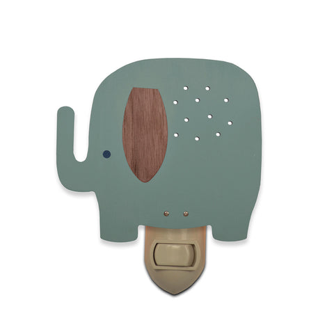 elephant nightlight (2 colors) - Tree by Kerri Lee