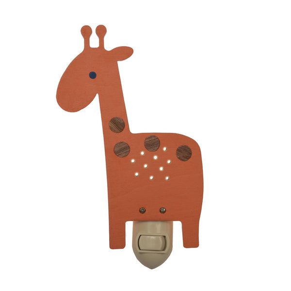 giraffe nightlight (2 colors) - Tree by Kerri Lee