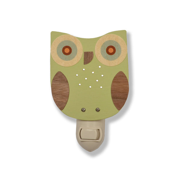 owl nightlight (2 colors) - Tree by Kerri Lee