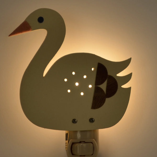 swan nightlight (3 colors) - Tree by Kerri Lee