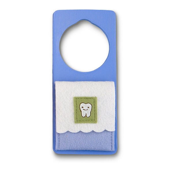 hanging tooth fairy pocket