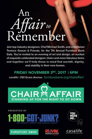 Chair Affair 2017