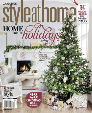 Style At Home  - December 2016