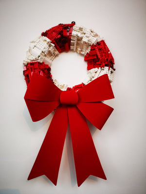 DIY Lego Wreath