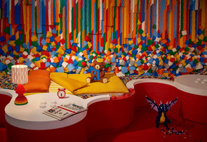 Airbnb is offering the opportunity to spend a night in house made of LEGO