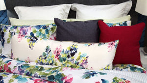 Get a modern floral bedroom with these simple tips
