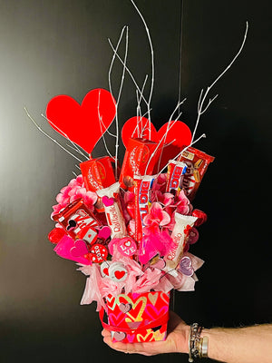 DIY Valentines Bouquet