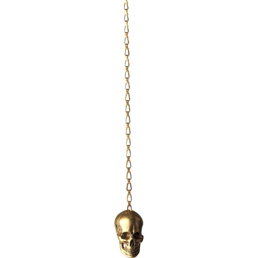 Ballista Ceiling Light Fixture with Skull | STUDIO by Steven Sabados