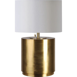 Bravura Brass Table Lamp