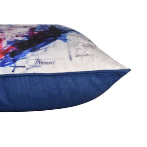 Elan Abstract Skull Toss Cushion