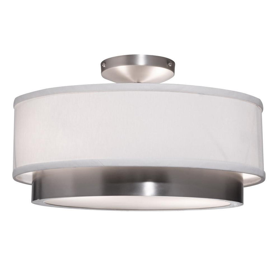 Scandia Semi Flush