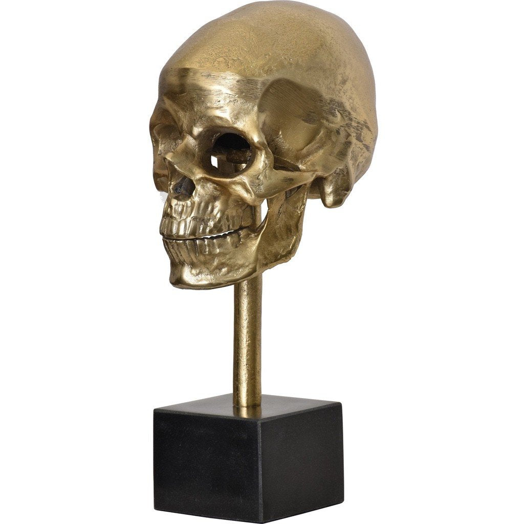 Phantom Skull Sculpture