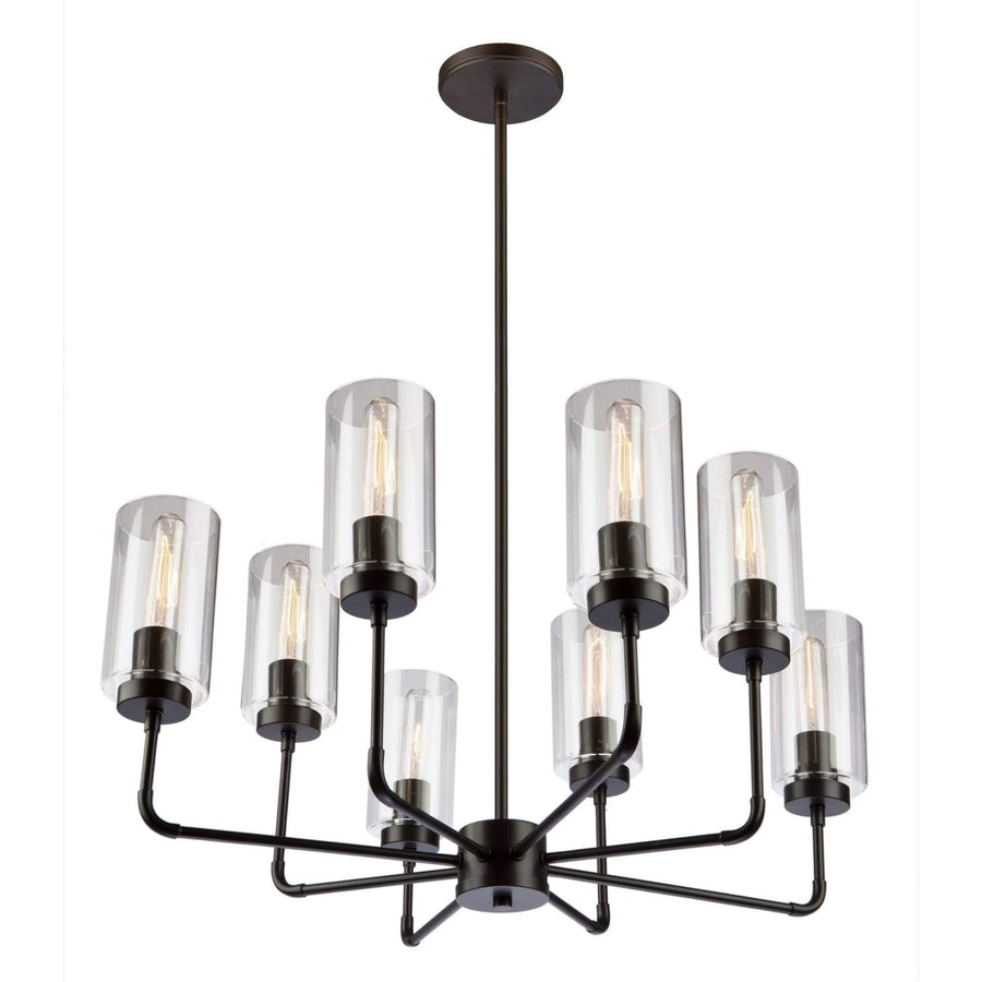 Ray Chandelier 8L