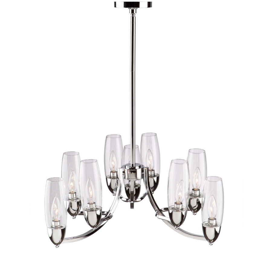 Trilogy Chandelier 9L
