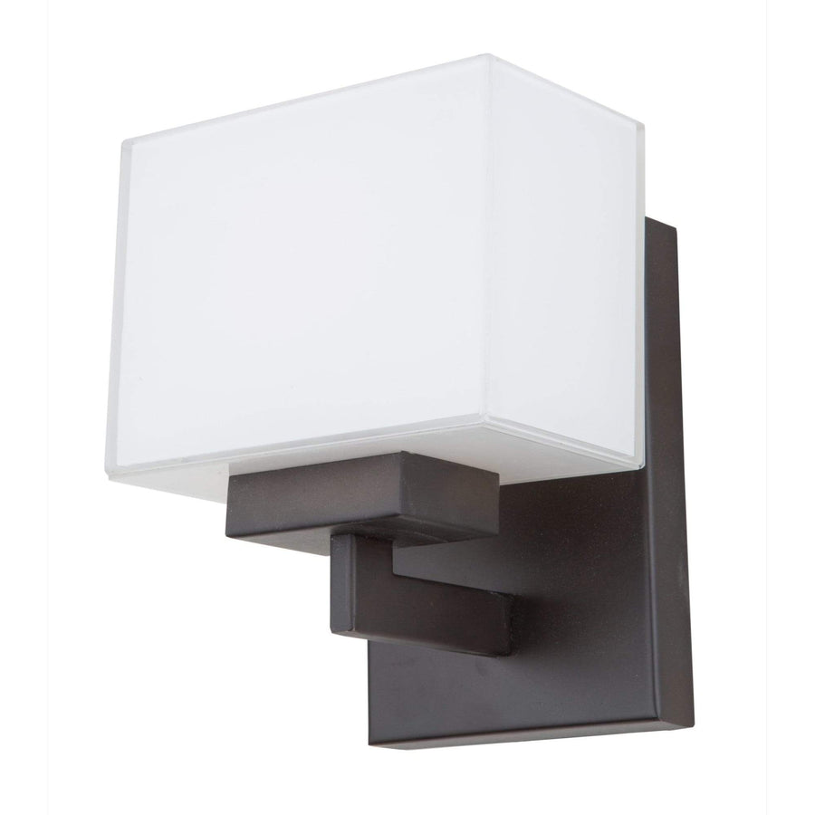 Cube Wall Sconce 1L