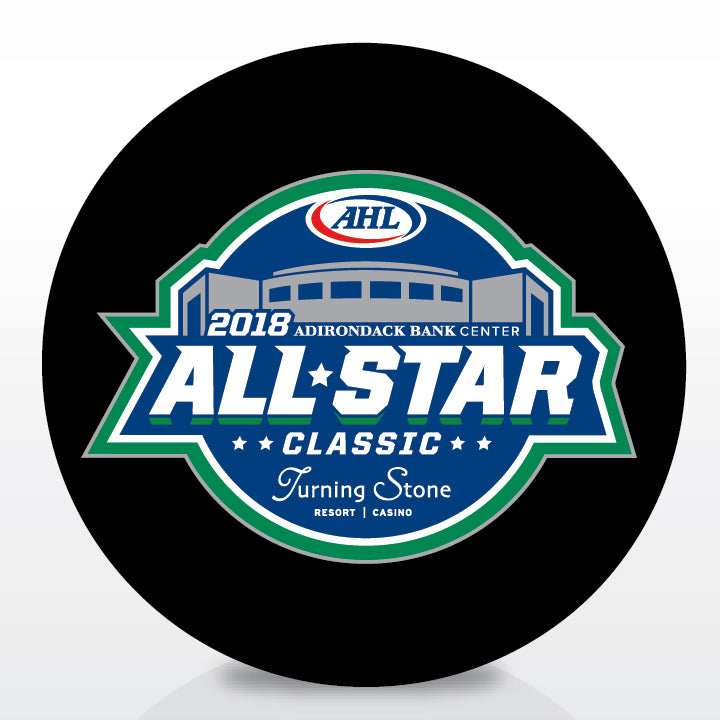 2018 AHL All-Star Classic Souvenir Puck