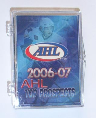 2006-07 AHL Top Prospects Trading Card Set