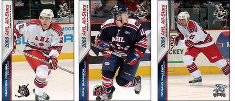 2006 AHL All-Star Classic Trading Card Set