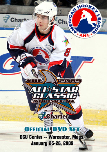 2009 AHL All-Star Classic Commemorative DVD Set