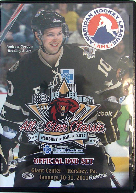 2011 AHL All-Star Classic Commemorative DVD Set