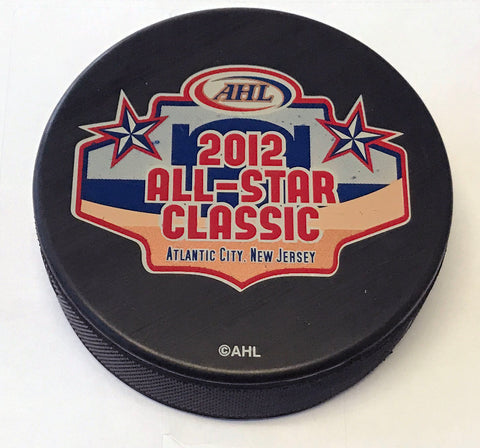 2012 AHL All-Star Classic Souvenir Puck