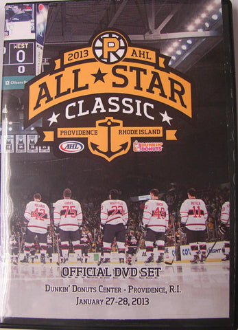 2013 All Star Classic Official DVD Set