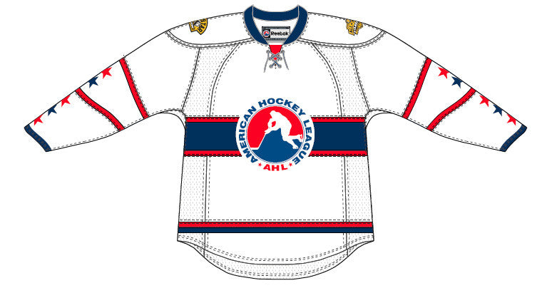 Reebok 2013 AHL All-Star Classic Eastern Conference Premier Customized Game Jersey