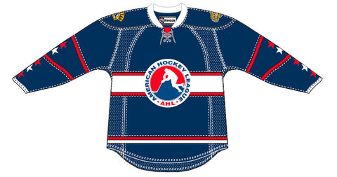 Reebok 2013 AHL All-Star Classic Western Conference Premier Customized Game Jersey