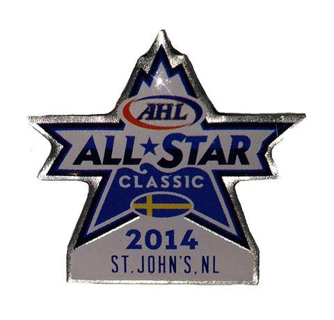 2014 AHL All-Star Classic Lapel Pin