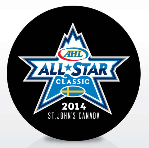 2014 All-Star Classic Souvenir Puck