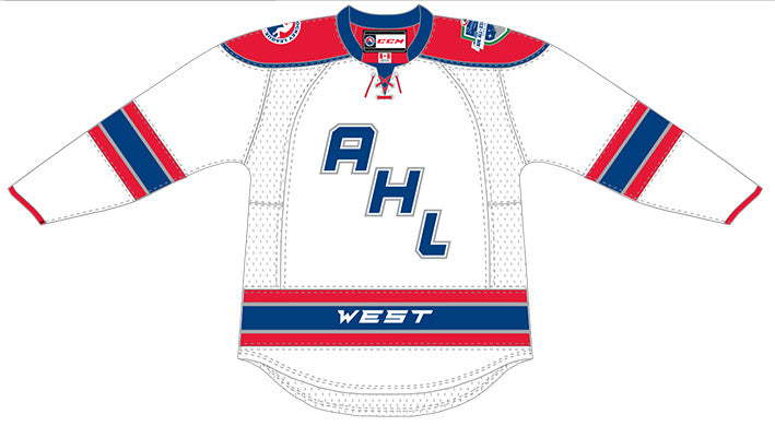Reebok-CCM 2015 AHL All-Star Classic Premier Game Jersey - Western Conference