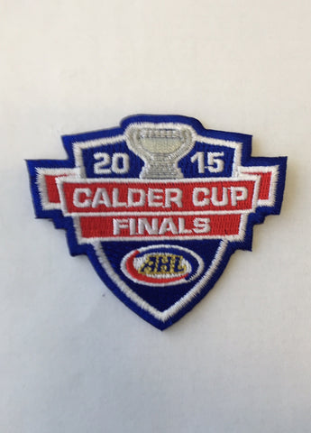 2015 Calder Cup Finals Jersey Patch