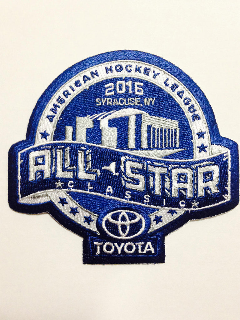 2016 AHL All-Star Classic Souvenir Patch