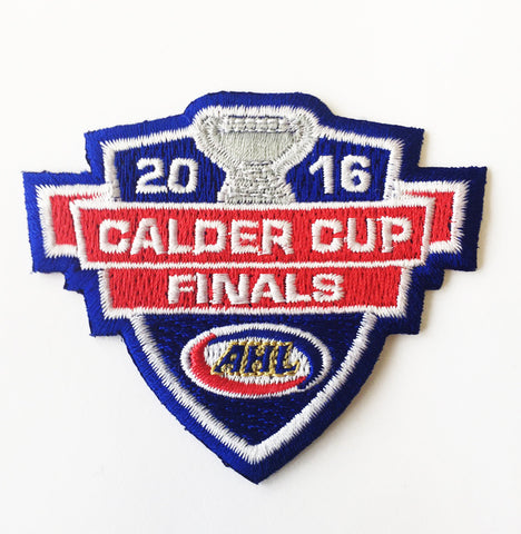2016 Calder Cup Finals Jersey Patch