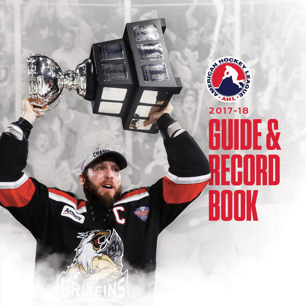 2017-18 AHL Media Guide and Record Book (CD)