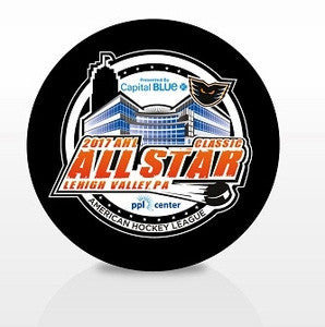 2017 AHL All-Star Classic Souvenir Puck