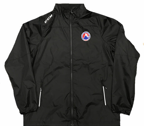 CCM AHL Light Skate Suit Adult Jacket (Black)