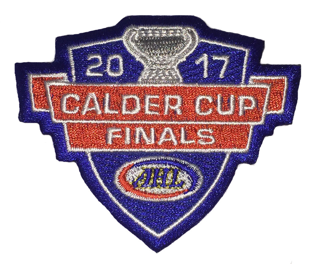 2017 Calder Cup Finals Jersey Patch