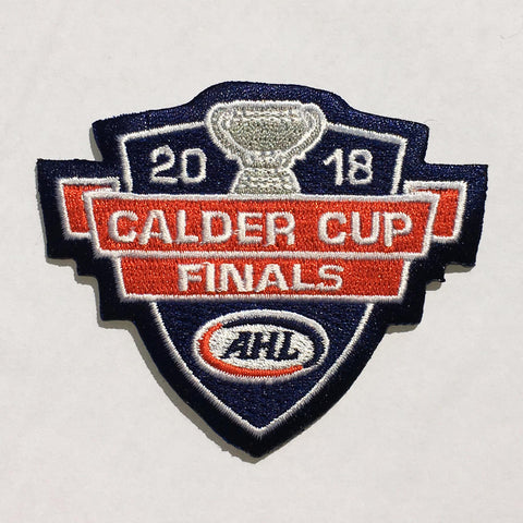 2018 Calder Cup Finals Jersey Patch