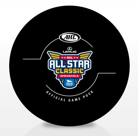 2019 AHL All-Star Classic Official Game Puck