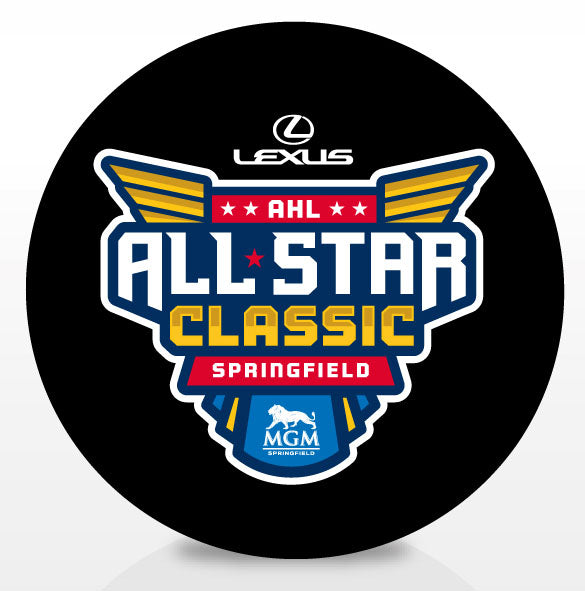 2019 AHL All-Star Classic Souvenir Puck