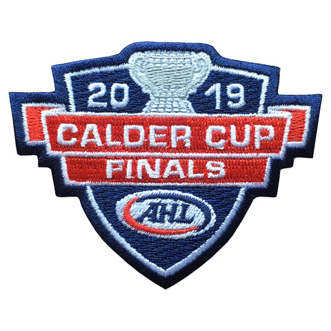 2019 Calder Cup Finals Jersey Patch