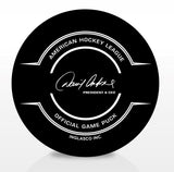 Bridgeport Sound Tigers Official Center Ice Game Puck