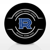 Laval Rocket Official Center Ice Game Puck