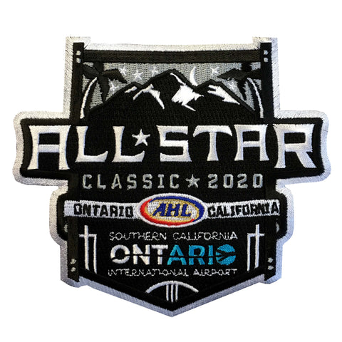 2020 AHL All-Star Classic Souvenir Patch