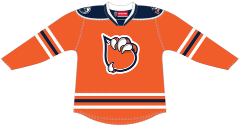 CCM Quicklite Bakersfield Condors Customized Premier Third Jersey