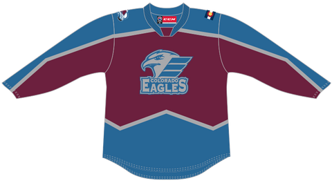 CCM Quicklite Colorado Eagles Premier Third Jersey