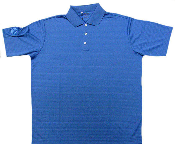 Adidas AHL ClimaLite Polo Shirt (Carolina Blue)